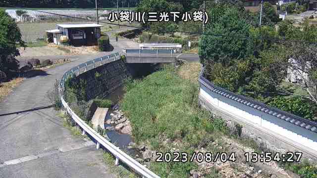 小袋川(三光下小袋)