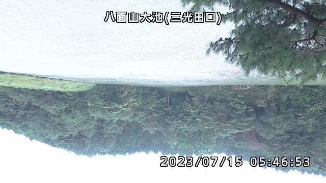 八面山大池(三光田口)