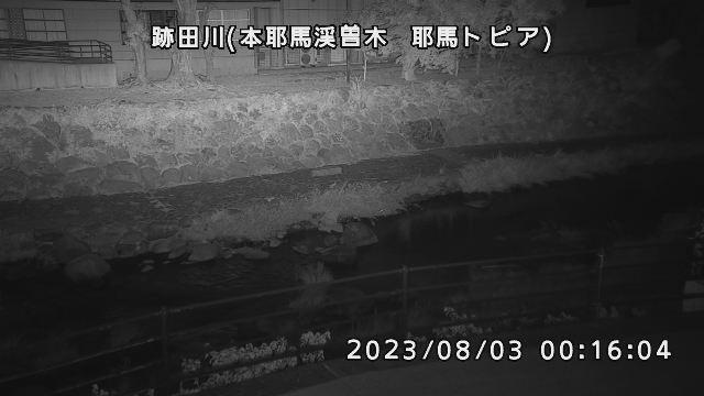 跡田川(耶馬トピア付近)