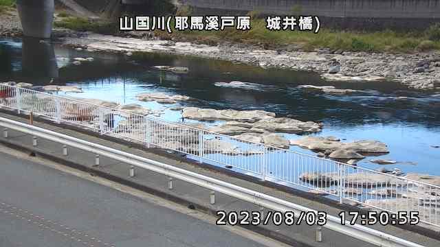 山国川(城井橋付近)