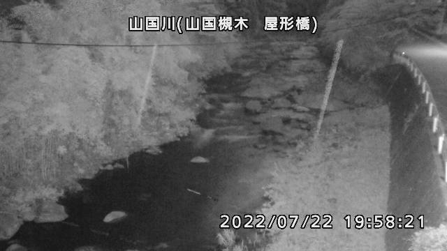 山国川(屋形橋付近)